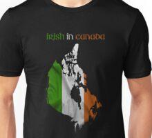 Irish in Canada Unisex T-Shirt