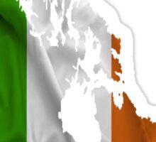 Irish in Canada Sticker