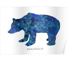 The Grizzly Bear Poster