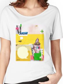 Hands On Me Women's Relaxed Fit T-Shirt