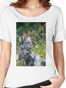 The Arctic fox Women's Relaxed Fit T-Shirt