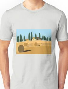 A trip to Tuscany Unisex T-Shirt
