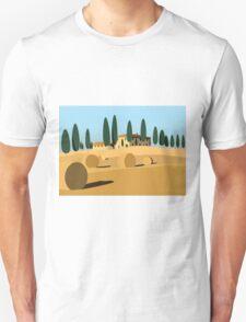 A trip to Tuscany Unisex T-Shirt