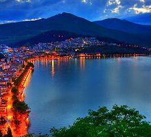 Kastoria, North site... by Tania Koleska