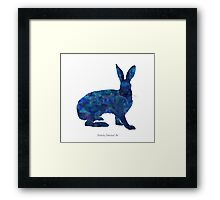 The Hare Framed Print