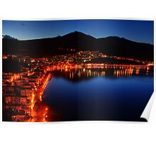 Kastoria by Night...::[HDR] Poster