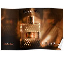 PERfUME, by:glenn goulding copyright Poster