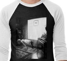Celestial Light Men's Baseball ¾ T-Shirt