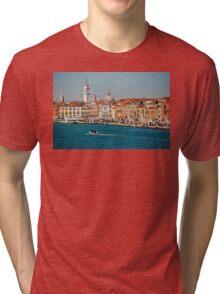 Three Bridges Tri-blend T-Shirt