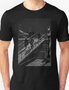 Morning walkers Unisex T-Shirt