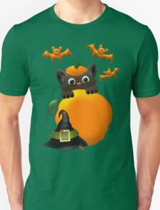 The Witches Cat  Unisex T-Shirt