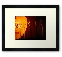 Have a Drink Framed Print