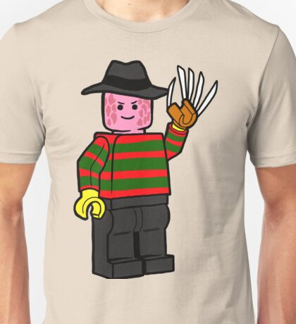 Horror Toys - Freddy Unisex T-Shirt