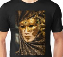 Venetian Mask Unisex T-Shirt