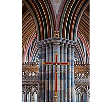 Exeter Cathedral (2) Photographic Print