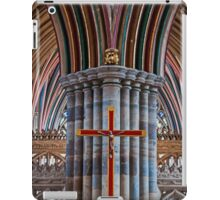 Exeter Cathedral (2) iPad Case/Skin