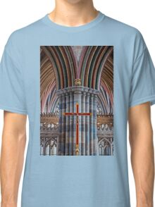 Exeter Cathedral (2) Classic T-Shirt