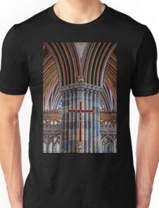 Exeter Cathedral (2) Unisex T-Shirt