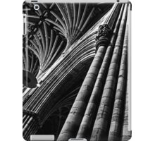 Exeter Cathedral (1) iPad Case/Skin