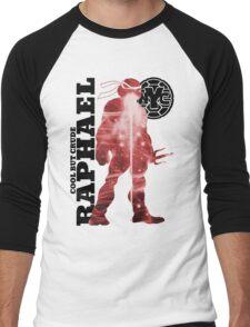 TMNT - Cool But Crude Men's Baseball ¾ T-Shirt