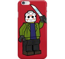 Horror Toys - Jason iPhone Case/Skin