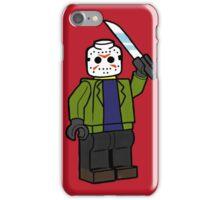 Horror Toys - Jason iPhone Case/Skin