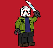 Horror Toys - Jason by Cheyne Gallarde