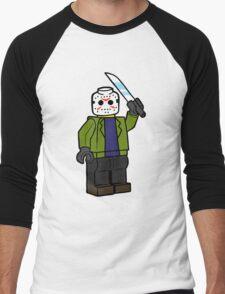 Horror Toys - Jason Men's Baseball ¾ T-Shirt