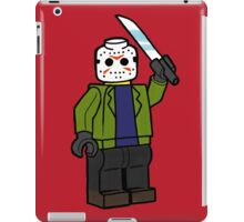 Horror Toys - Jason iPad Case/Skin