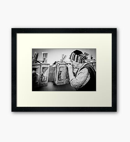 OnePhotoPerDay Series: 345 by L. Framed Print