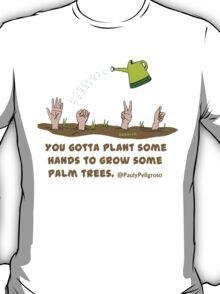 Palm Tree Seeds T-Shirt