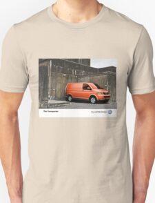 VW transporter Van advert. T-Shirt