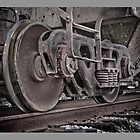 Steel Wheels by Ray Wells