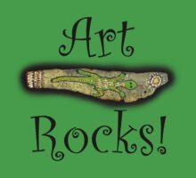Art Rocks #3 by Kayleigh Walmsley