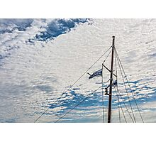 Fore Mast Photographic Print