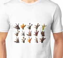 You can tell a lot about a frog by its hands! Unisex T-Shirt