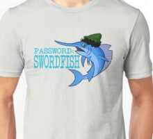 Password: Swordfish!  Unisex T-Shirt