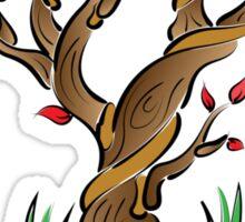 Older Tree Sticker
