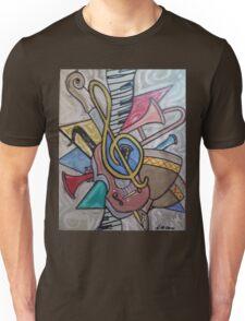 Musical Vibes Unisex T-Shirt