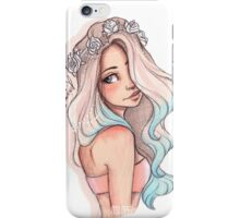 Mermaid Hair iPhone Case/Skin