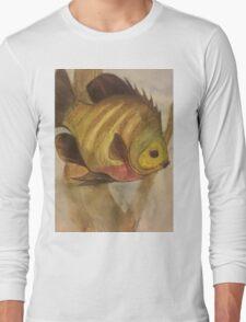 Bream Fish Long Sleeve T-Shirt