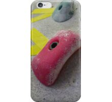 Get a Grip iPhone Case/Skin