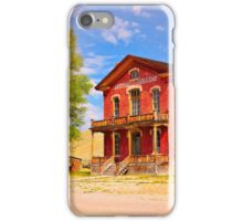 Historic Hotel Meade iPhone Case/Skin