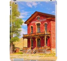 Historic Hotel Meade iPad Case/Skin