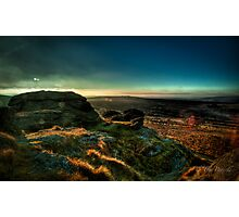 Mysterious Moors Photographic Print