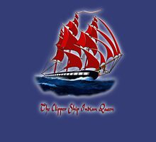 The Clipper Ship Indian Queen T-shirt, etc. design Unisex T-Shirt