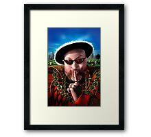 I'm Enery The Eighth I Am Framed Print