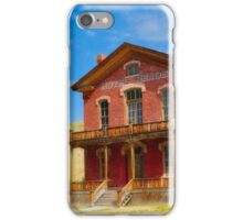 Ghost Town Hotel Meade iPhone Case/Skin