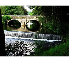 Abbey Bridge - Tavistock Photographic Print