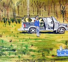Woz's Truck  by janetJ